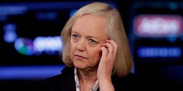 Meg Whitman, CEO of Hewlett Packard Enterprise | AP File Photo