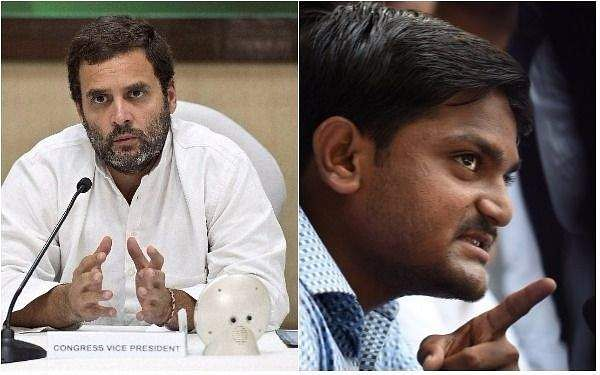 Election Commission must probe bribery allegations made by Hardik Patel: Congress