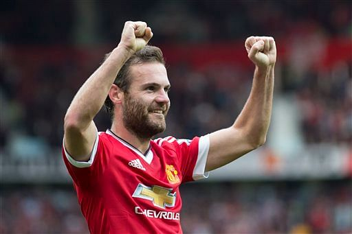 Juan Mata 'happy to stay at Manchester United'