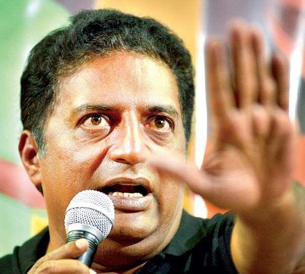 Prakash Raj sends legal notice to BJP MP for trolling him