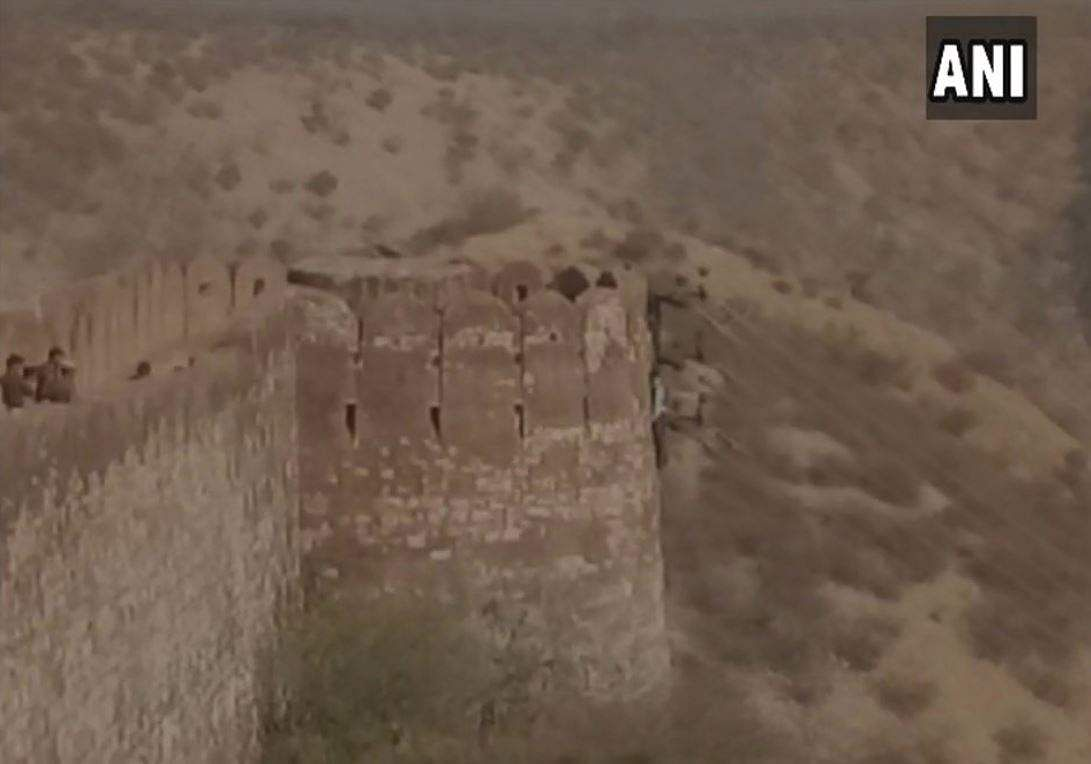 Padmavati: Body found near Jaipur fort linked to film protest