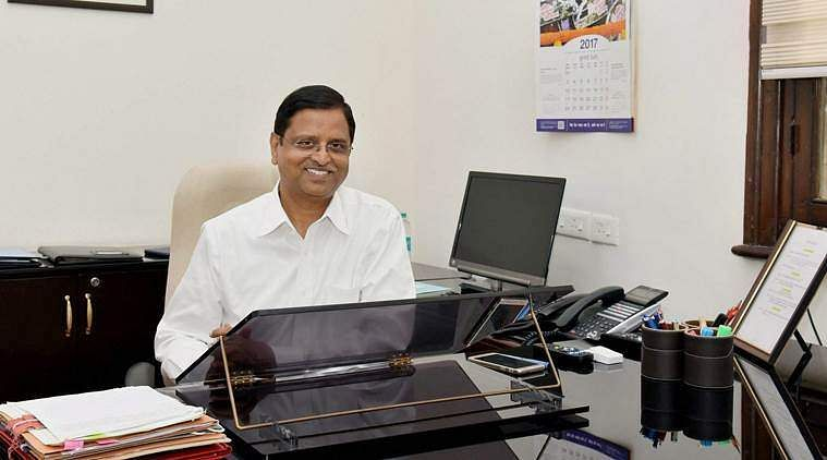 Economic Affairs Secretary Subhash Chandra Garg