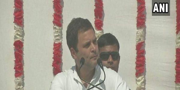 Rahul Gandhi, Gujarat