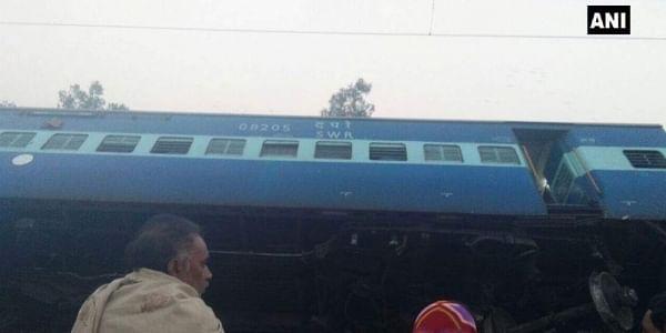 Vasco Da Gama-Patna Express derails near Manikpur in Uttar Pradesh, 7injured