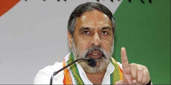 Congress leader Anand Sharma had earlier called demonetisation as the scam of the century. | PTI File Photo