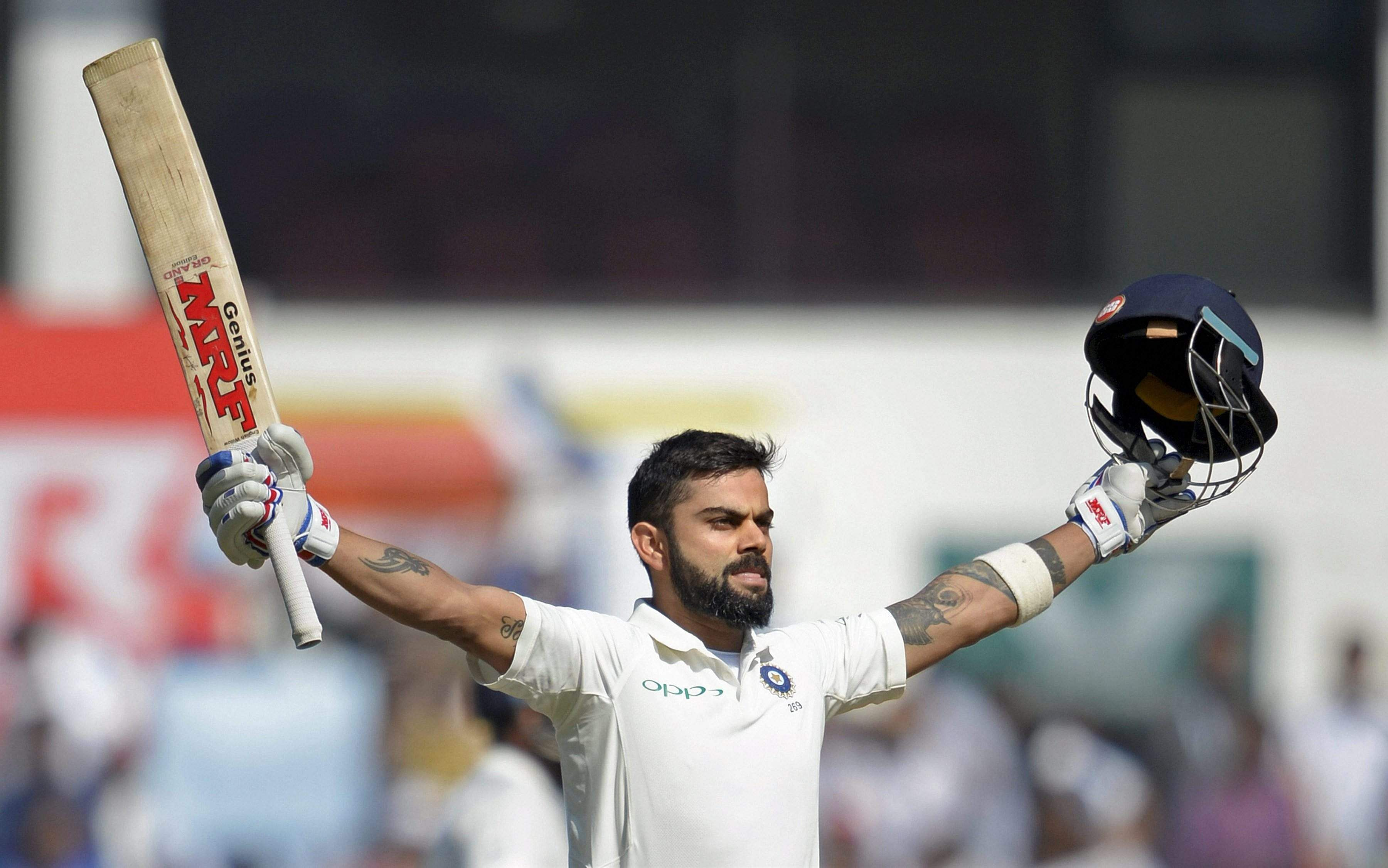 Nagpur Test : India 11/1 in reply to Sri Lanka's 205