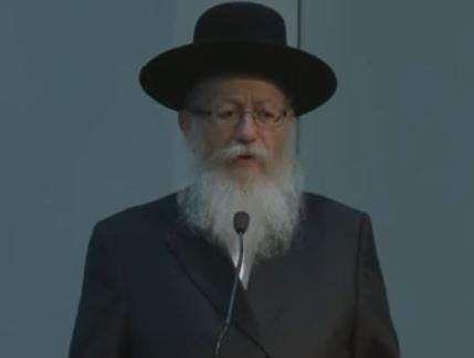 Ultra-Orthodox minister quits Netanyahu gov't amid Sabbath rail work dispute