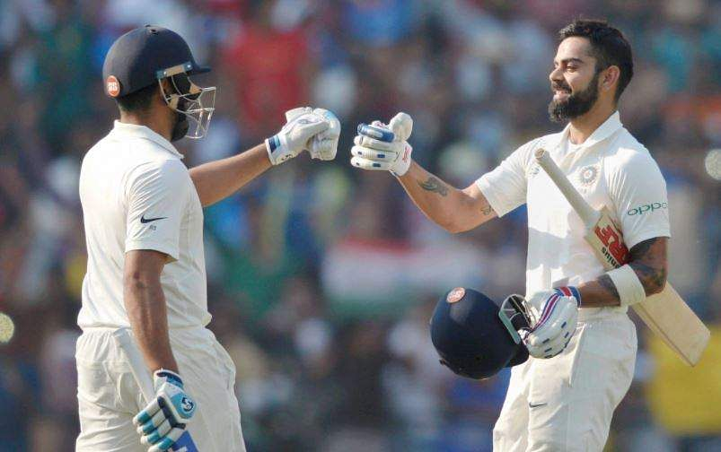 SL 21/1 after Kohli guides India to 610