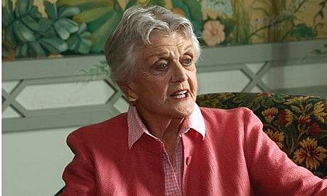 Angela Lansbury: women 'must sometimes take blame' for sexual assault