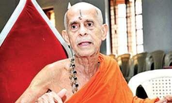 Nunca insultado BR Ambedkar: Pejawar vidente - The New Indian Express 1