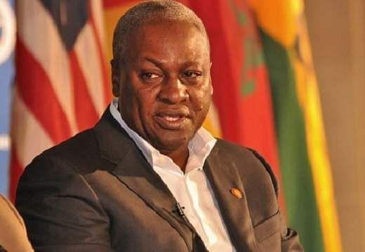 Ghanapresident Nana Akufo Addo | AFP
