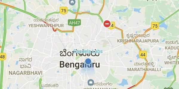 Techies fight for consumer rights of kannadigas the new indian express map in kannada inset a fun representation of their campaign gumiabroncs Choice Image