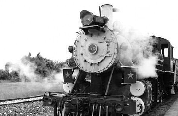 Essay on railway platform