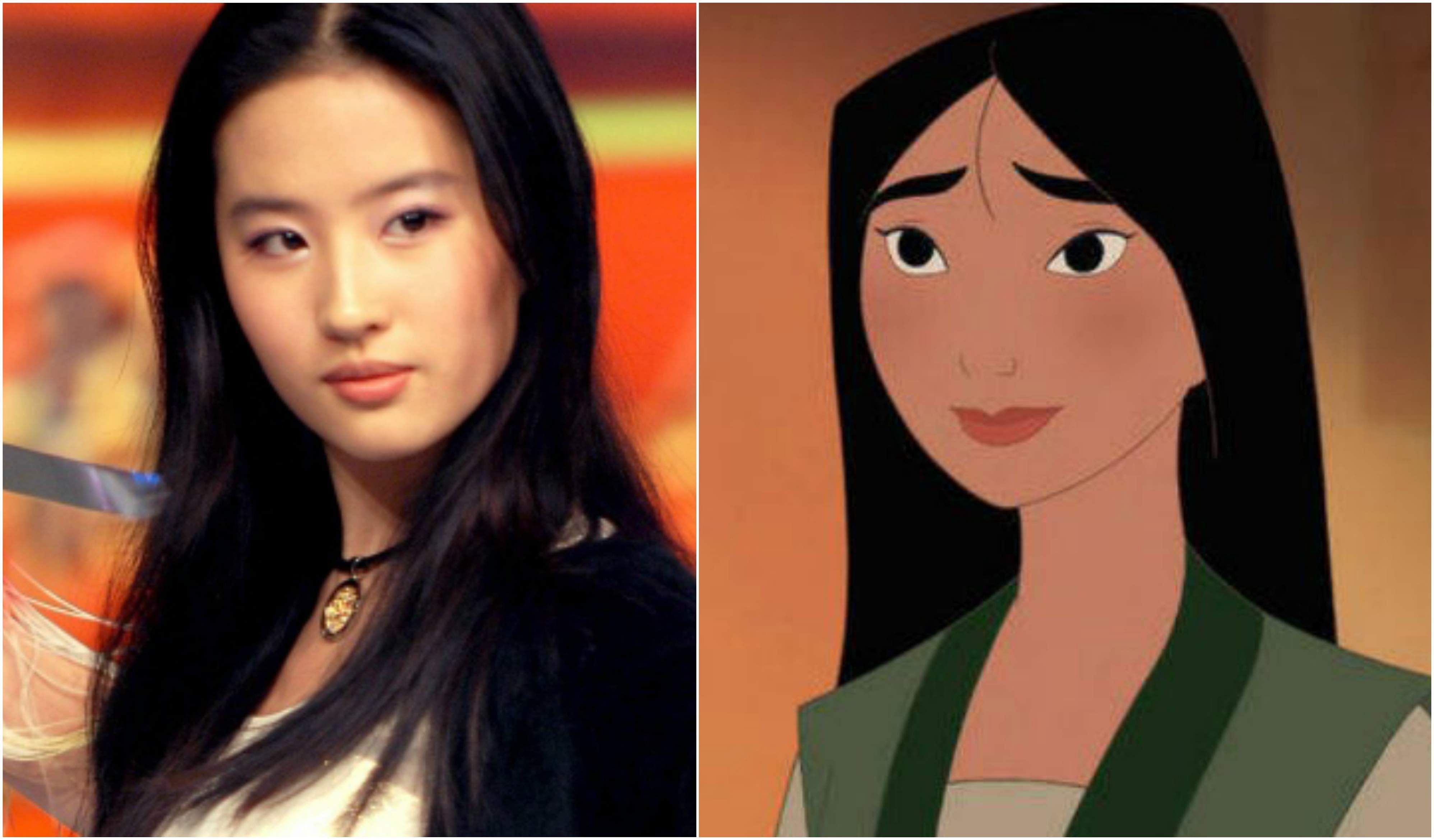 Disney's 'Mulan' Finds Its Star