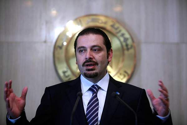 Lebanese PM says he may rescind his resignation next week