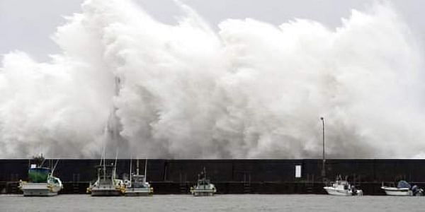 Public broadcaster NHK, meanwhile, said 17 people were injured in typhoon-related accidents.