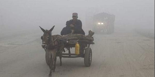 smog, pakistan