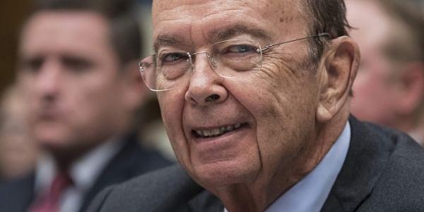 US Commerce Secretary Wilbur Ross . (File | Associated Press)