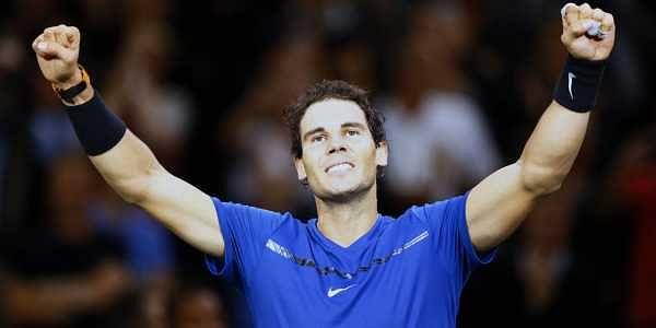 Rafael Nadal. | AP