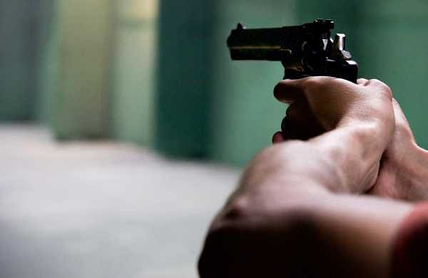 Image result for A gun fire Against Cattle workers in Villupuram