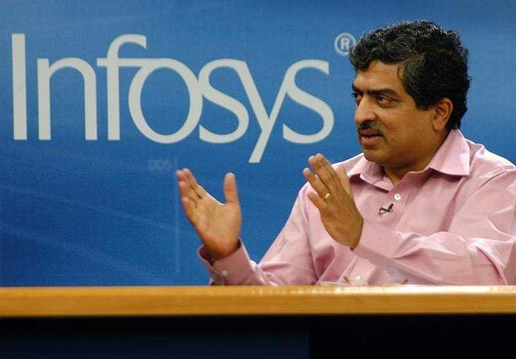 Infosys Q3 profit up 38.3%