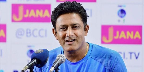Former Indian Cricket team Coach Anil Kumble. | PTI