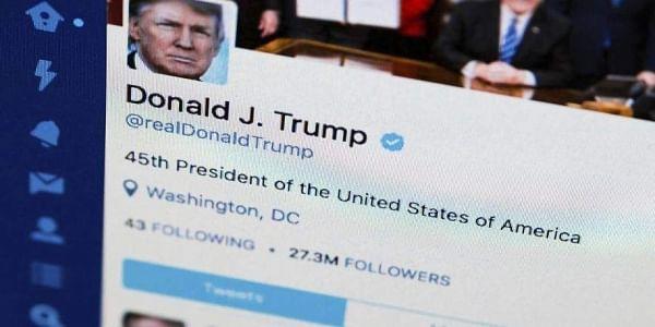 Donald Trump, associated press, twitter, trump