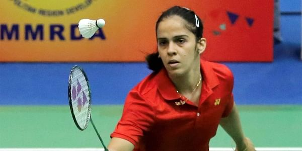Badminton player Saina Nehwal.| PTI