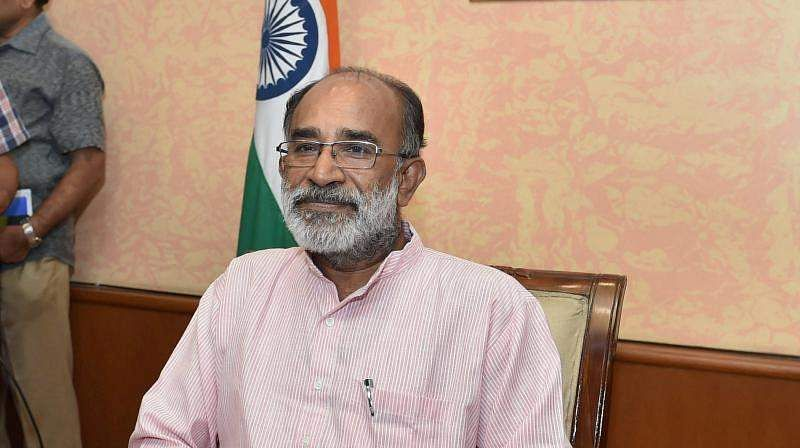 Tourism Minister KJ Alphons elected as Rajya Sabha MP