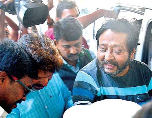 Journalist Ravi Belagere in judicial custody till Dec 23