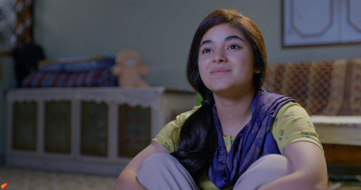 Man Arrested for Molesting actress Zaira Wasim on Plane