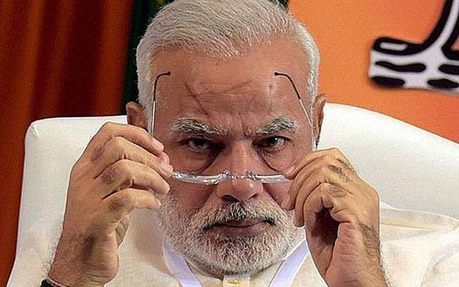 Modi takes sea-plane from Sabarmati to visit Ambaji temple