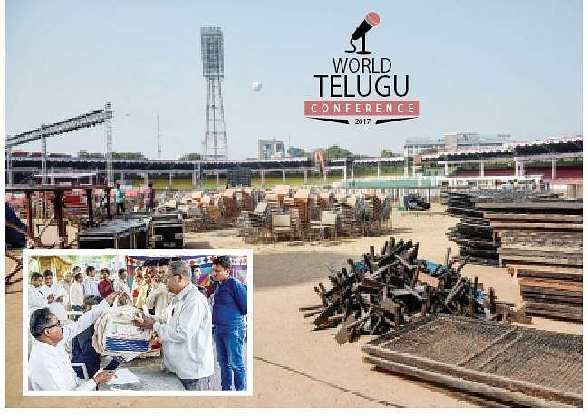 3rd World Telugu Conference begins in Hyderabad