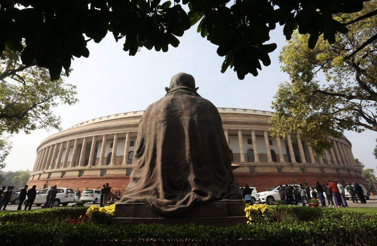Cong protests PM's remarks on Manmohan, forces adjournment of Rajya Sabha