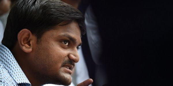 Patidar leader Hardik Patel. (File|AFP)