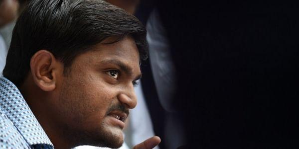 Patidar leader Hardik Patel. (File|AFP)