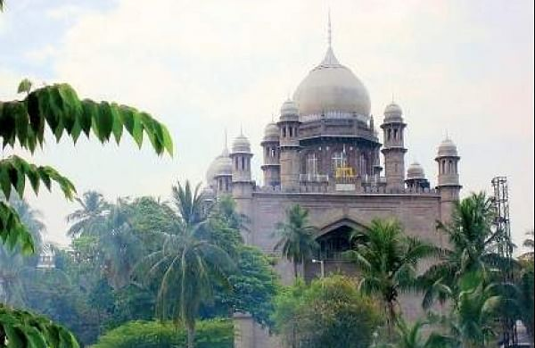 Hyderabad High Court. (File photo)