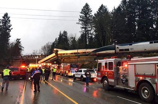 Authorities: Multiple fatalities aboard train following Amtrak derailment south of Seattle