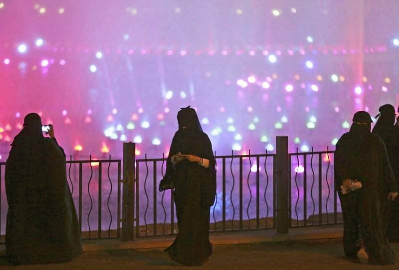 Saudi women will be allowed to drive motorcycles, trucks