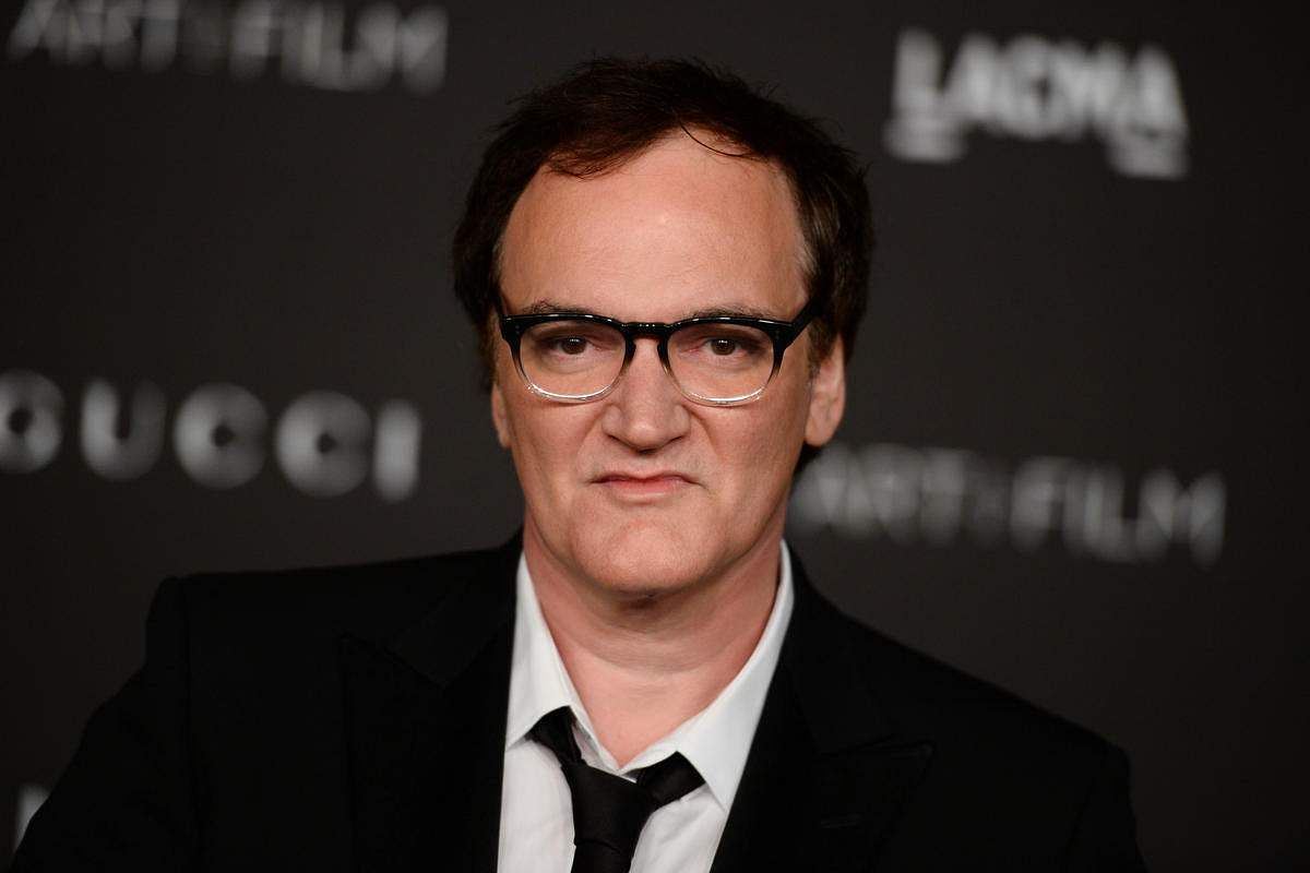 Quentin Tarantino's next movie will debut on 50th anniversary of Manson murders