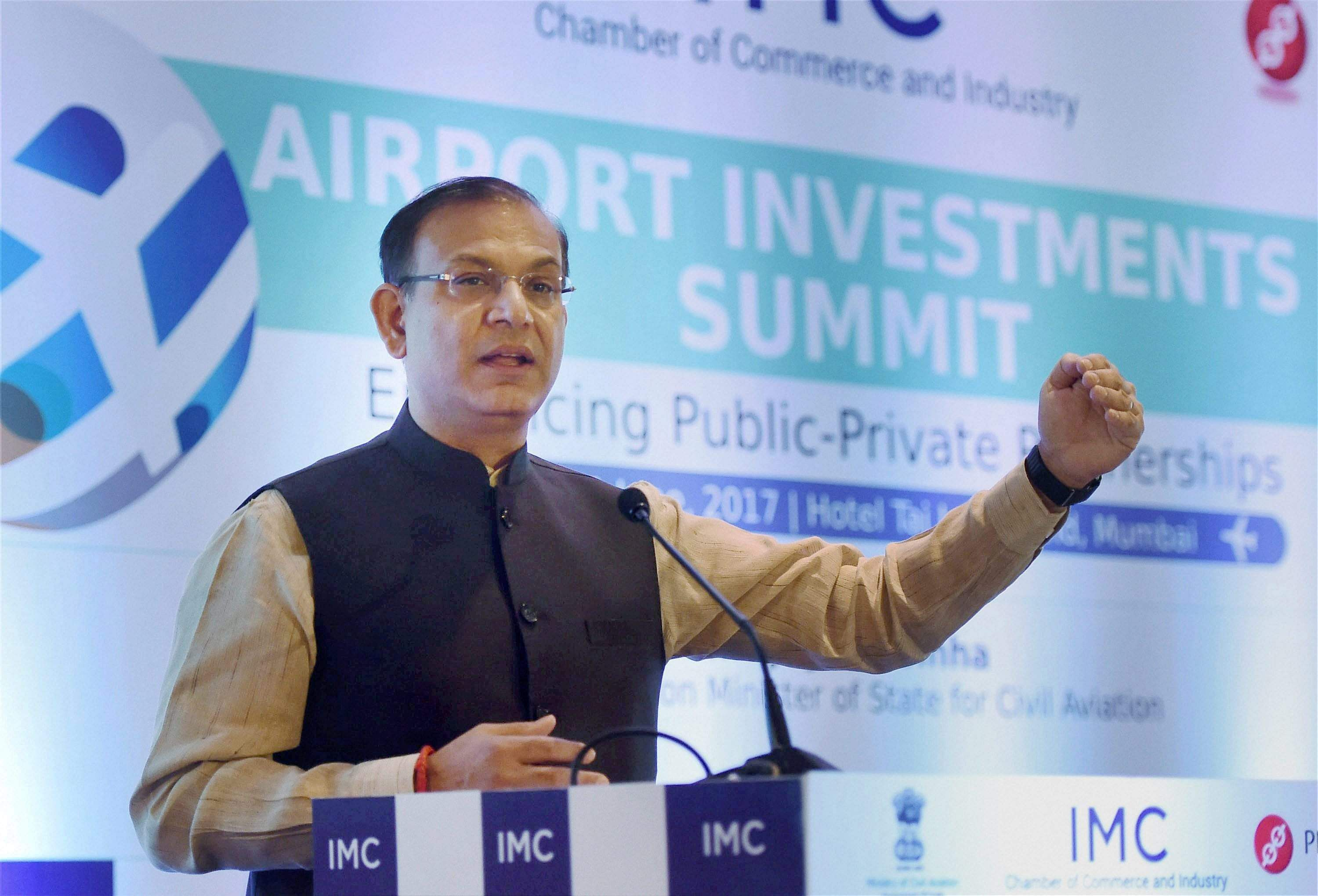 Tatas have shown interest in Air India: Jayant Sinha
