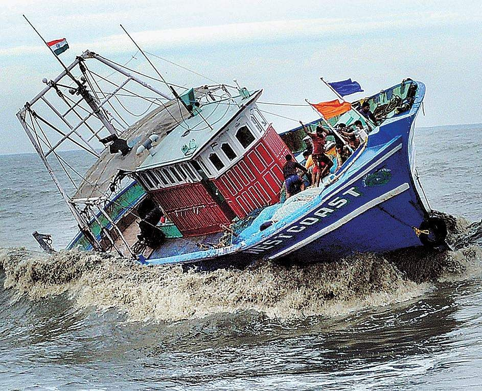 Ockhi: 85 fishermen still missing
