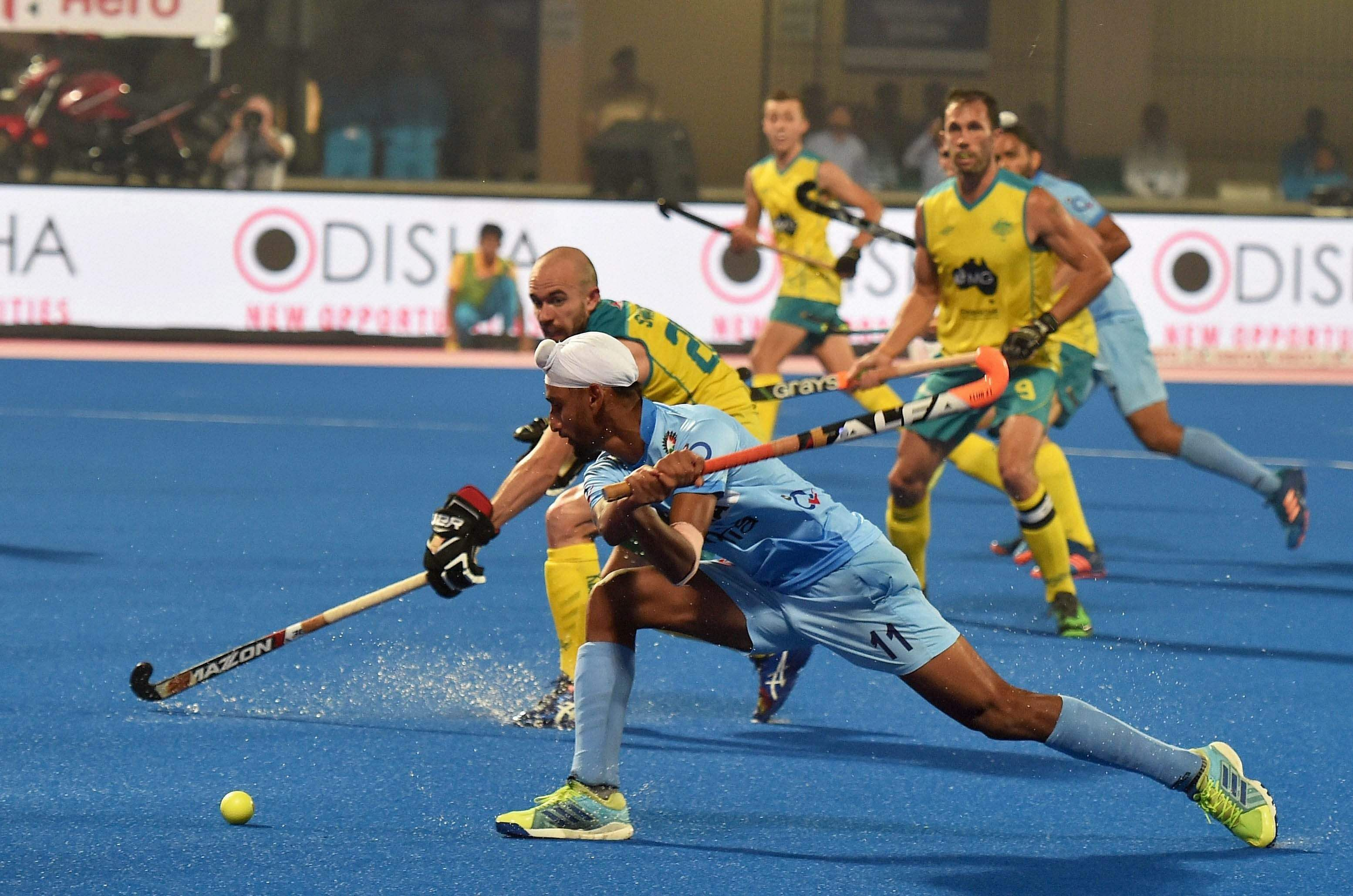 HWL 2017 Final: India arrive 'too' late against England, lose 2-3