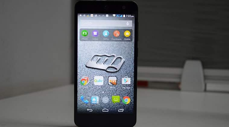 Micromax Bharat 5 with 4G VoLTE, 5000mAh battery launched at Rs. 5555