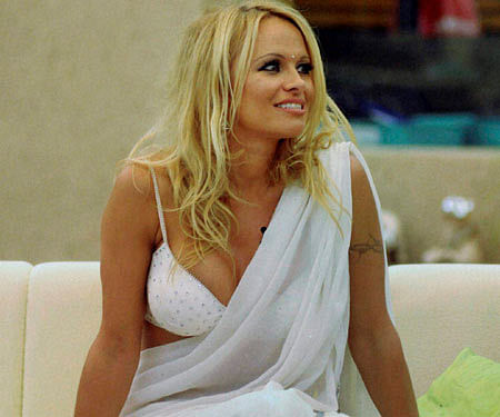 Hollywood's victims: Pamela Anderson hints women are to blame