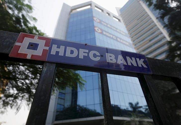 Nifty above 10850 mark; HDFC Bank M-Cap cross Rs5 lk cr
