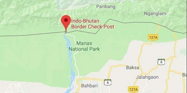 borders of india