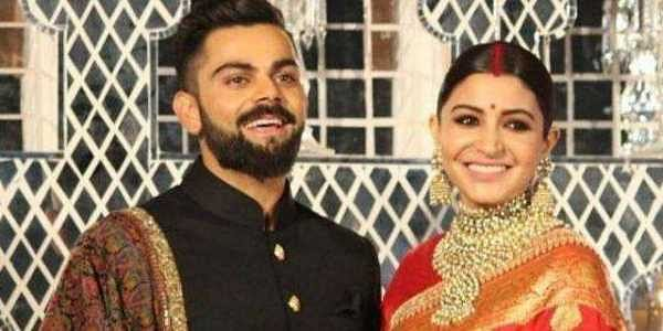 Virat Kohli Wedding.Watch Anushka Sharma Virat Kohli Wedding Reception In Delhi Pm