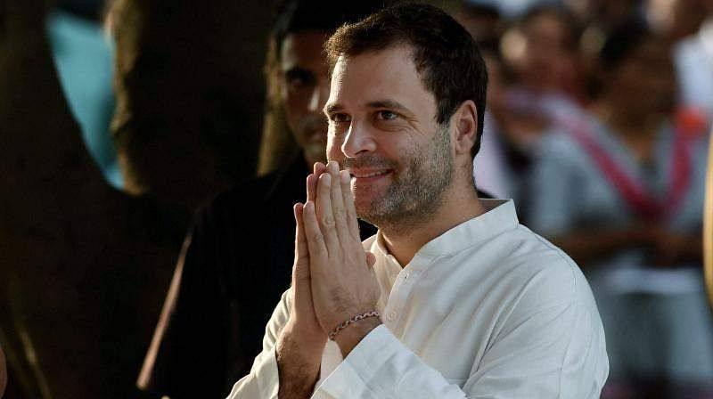 Rahul Gandhi joins mother Sonia in Goa to celebrate New Year