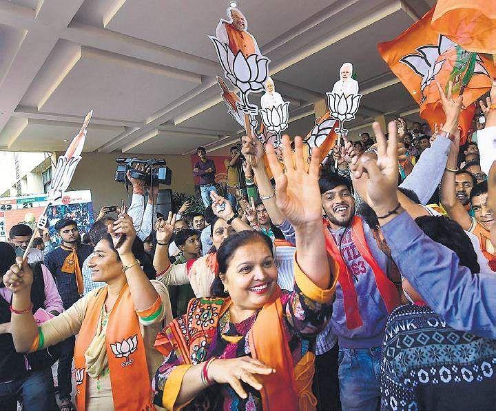 Modi, Shah hail BJP victory in Arunachal bypolls